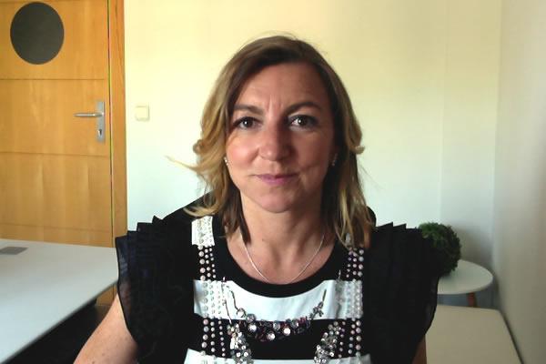 Eva Sanz, Secretaria de la Conferencia Decanas y Descanos de Educación